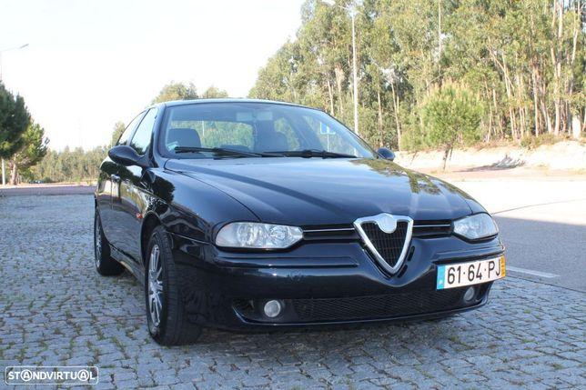 Alfa Romeo 156 1.9 JTD Sport