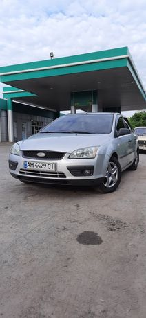 Ford Focus II, 2005