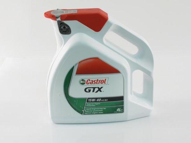 Castrol GTX 15W-40 4L