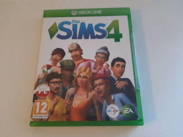 Gra na konsolę Xbox One The Sims 4 po polsku