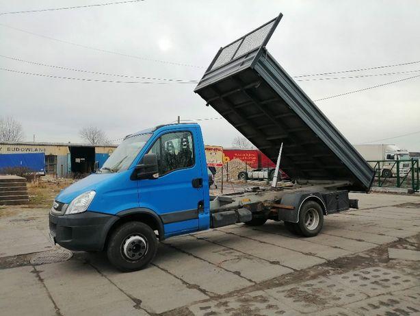 Usługi miniwywrotką wywrotka czarnoziem kamień tłuczeń gruz transport