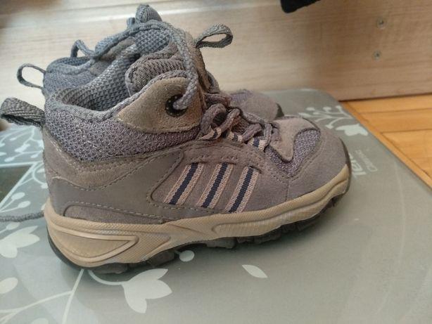 Ботинки adidas р. 21 кожа.
