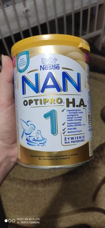 Нова суміш Nan Optipro H.A 1