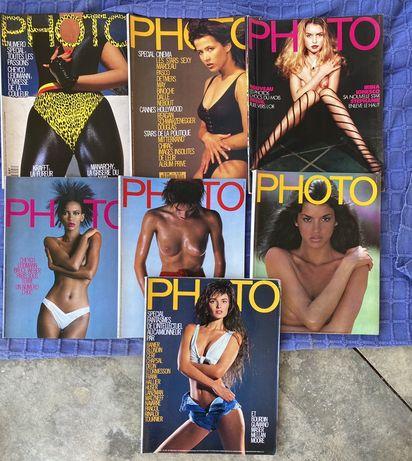 29 Revistas Photo Antigas