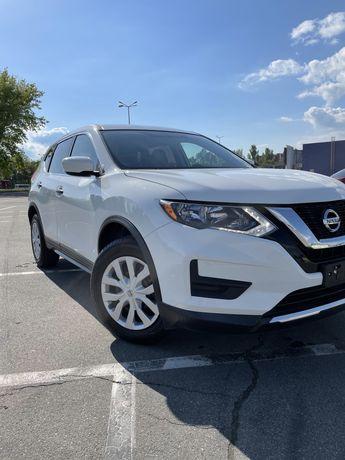 Nissan rogue 2017, 30000миль