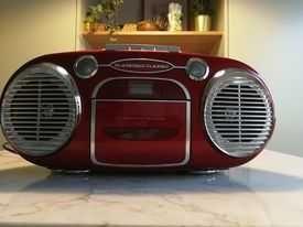 Radio Stério SRR672 CD em estado novo