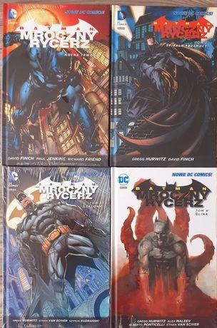 Batman Mroczny Rycerz zestaw