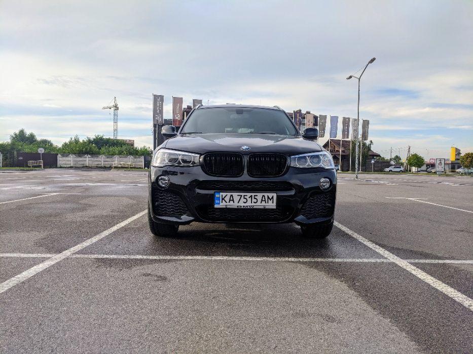 BMW X3 M35i 2015 Киев - изображение 1