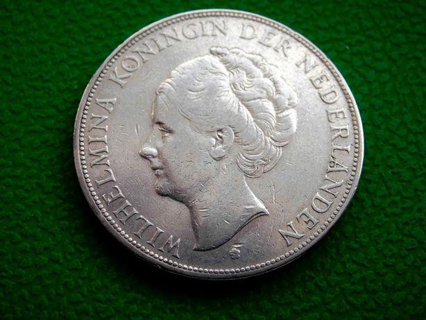 Moneta 2½ Gulden - Wilhelmina