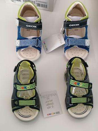 Geox novas sandálias originais nr 20 ou 25