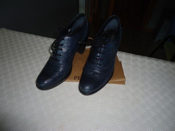Sapatos EXE - NOVOS de salto Senhora estilo Oxford