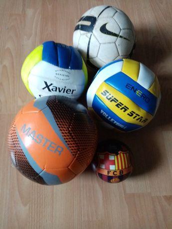 Piłka nożna, piłka do siatkówki! Okazja!