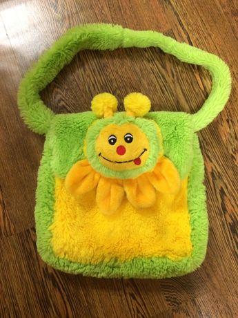 Детская сумка. Как новая