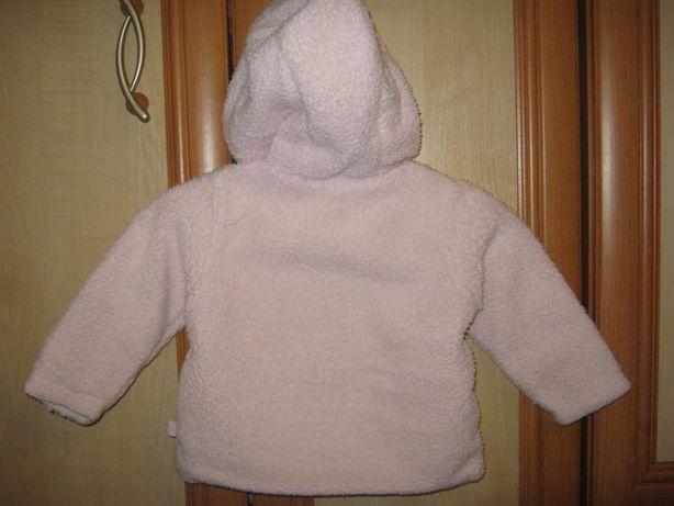 Kurtka - bluza wiosna / jesień dla dziewczynki - 12 miesięcy