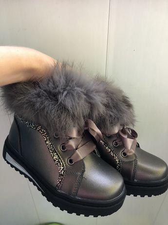 Обувь зима сапожки