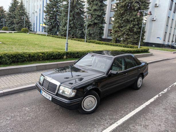 Mercedes Benz W124 E300 ГБО Sportline