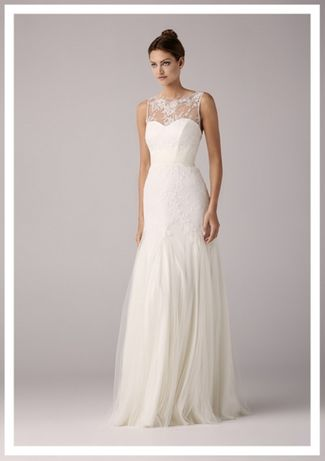 Suknia ślubna ANNA KARA rozmiar 36