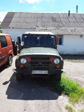 Продаємо автомобіль УАЗ 469Б 1976 року випуску