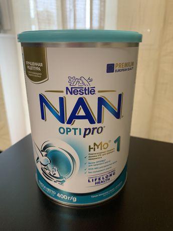 Детское питание, смесь NAN opti pro 1