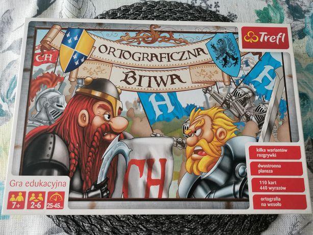 Gra Ortograficzna bitwa