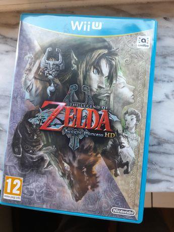 The Legend of Zelda Twilight Princess HD WiiU