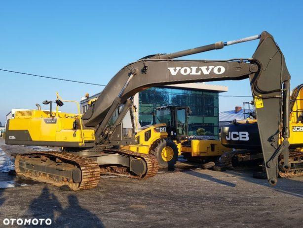 Volvo EC300DL  VOLVO EC300 DL / 30 t, gąsienice 600 mm, CE CERTIF/łyżka w zestawie