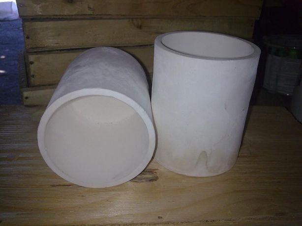 Тигли алундовые (корундовые)