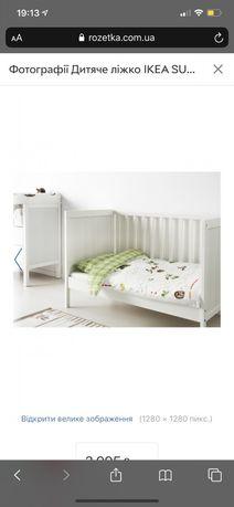 Дитяче ліжко ikea sundvik, детская кроватка, кровать детская