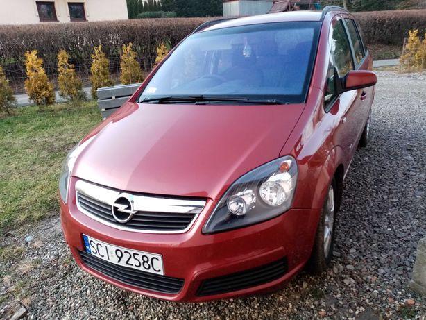 Opel Zafira 1.6i Twinport