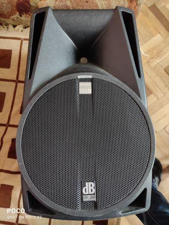 db technologies 410 rcf jbl ev mag park audio hk fbt dynacord fbt zeck