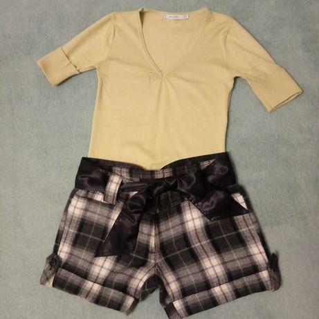 Zestaw Spodenki i bluzka Reserved S