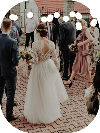 Suknia Ślubna mendelsohn