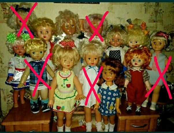 Кукла. большая. СССР.