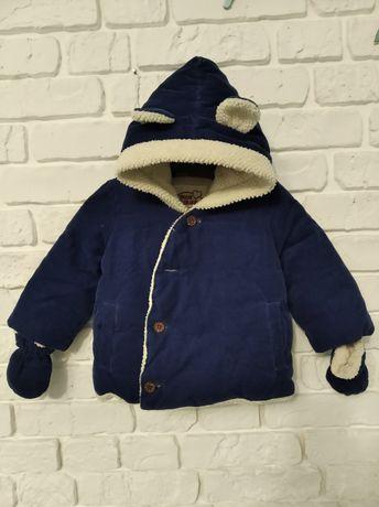 Куртка пальто курточка 68 см