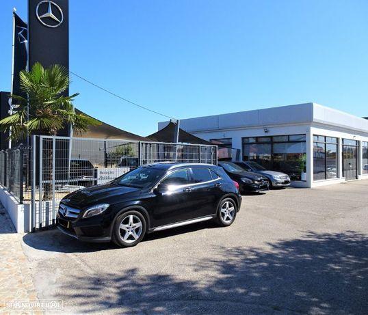 Mercedes-Benz GLA 220 CDi AMG Line 4-Matic