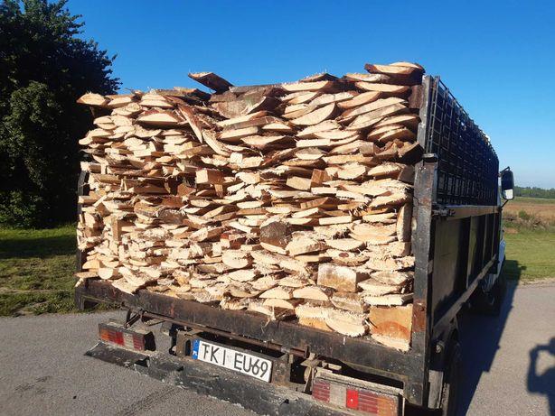 drewno opalowe .zrzyny sosnowe