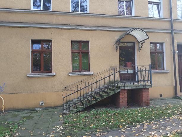 Dwupokojowe mieszkanie Gdańsk - Wrzeszcz na biuro lub usługi.