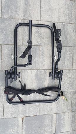 Wieszak samochodowy 2 rowery z mocowaniem na zewnetrzne Koło zapasowe