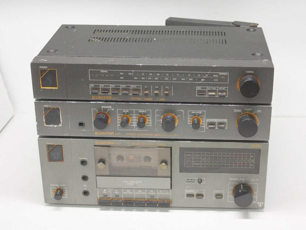 Wieża Midi Unitra ZM-3000 PW3015 T3015 M3015