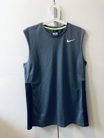 Sportowa koszulka bez rękawów Nike DRI-FIT bezrękawnik