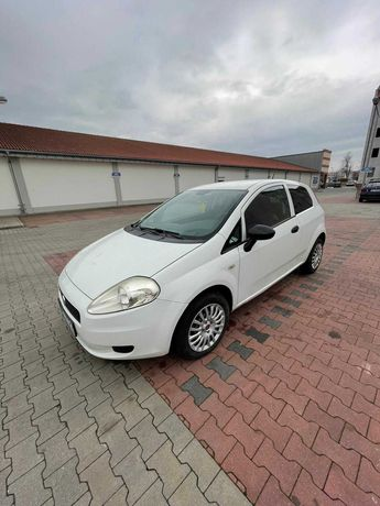 Fiat Grande Punto Van Klima 2 osobowy Vat1