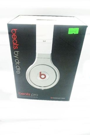 Beats by Dr. Dre Pro MH6Q2ZM/A biały