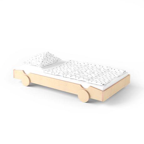 Кроватка в детский сад, детская кровать Montessori