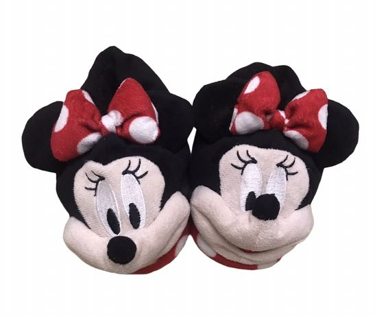 Тапочки для дома/ домашние Minnie Mouse Disney