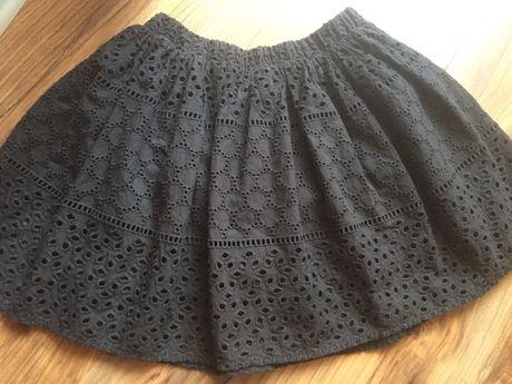 Юбка H&M,школьная юбка h&m, юбка прошва h&m 6-8 лет