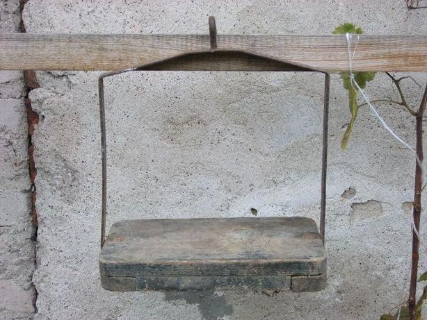 Szalka - ozdoba ogrodowa