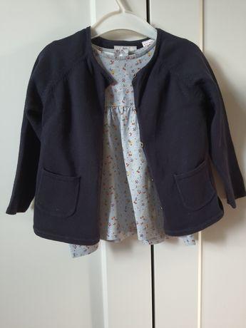 Sweterek Zara 98
