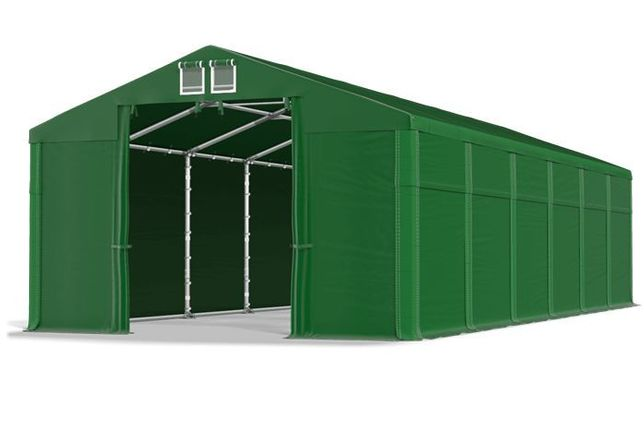 8x12x2,5m Namiot magazynowy hala rolnicze przemysłowe handlowe