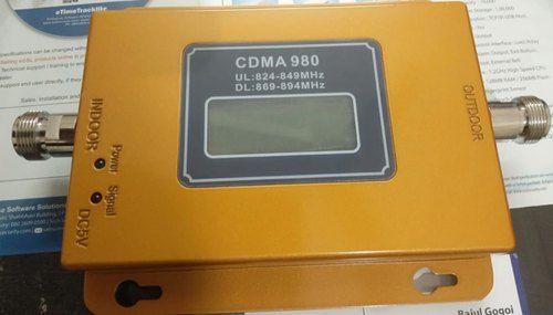 Repeater wzmacniacz GSM 980 + antena+ YAGI 13 dB