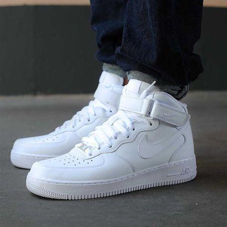 Кроссовки Nike Air Force 1 белые 41-45